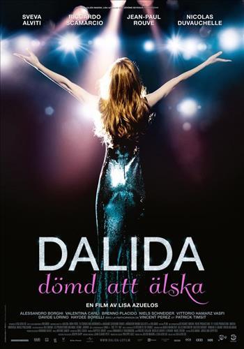 Affisch för Dalida - Dömd Att Älska