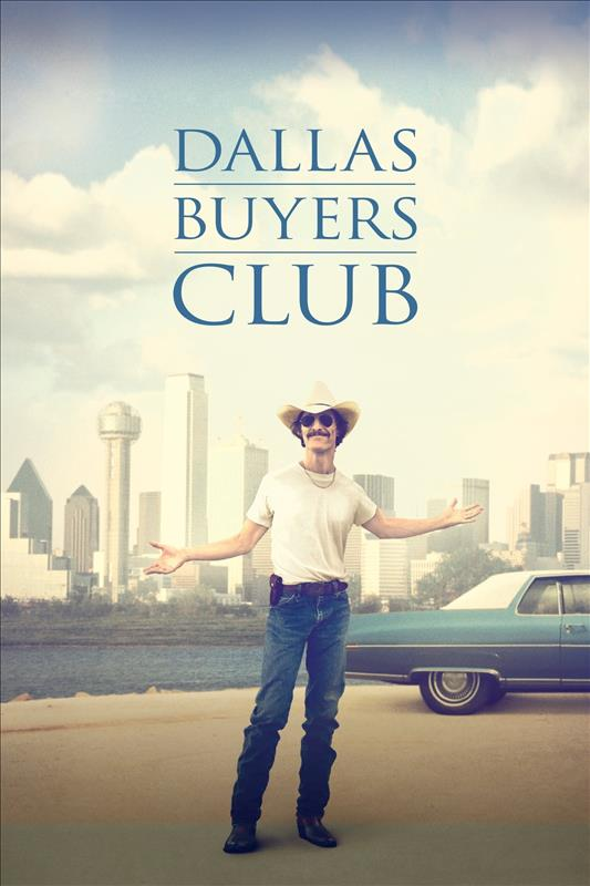 Affisch för Dallas Buyers Club