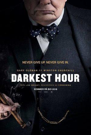 Affisch för Darkest Hour
