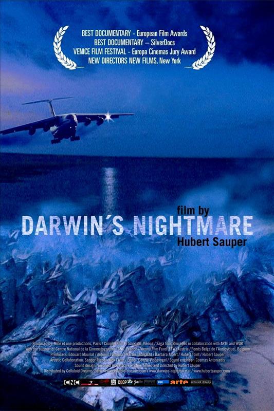 Affisch för Darwins Mardröm