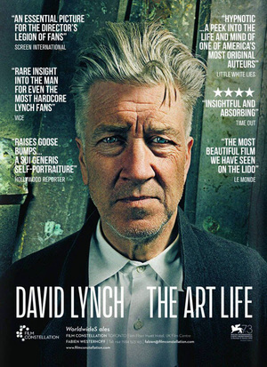 Affisch för David Lynch: The Art Life