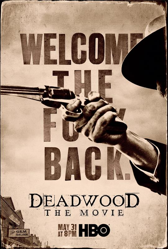 Deadwood - Filmen