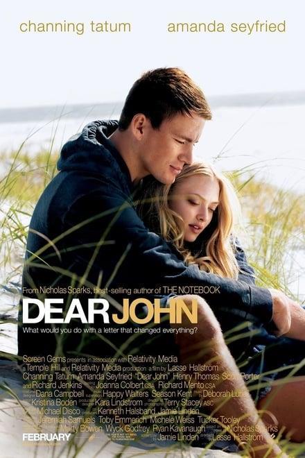 Affisch för Dear John