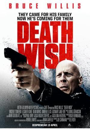 Affisch för Death Wish