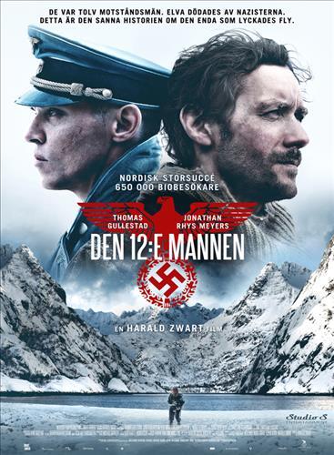 Affisch för Den 12:e Mannen