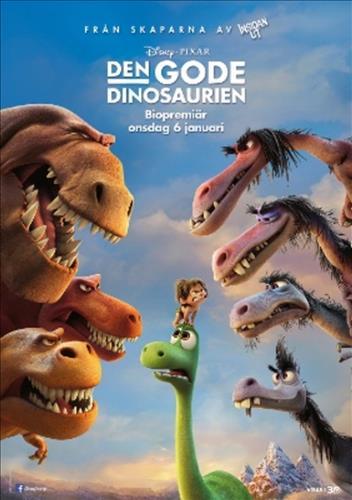 Affisch för Den Gode Dinosaurien