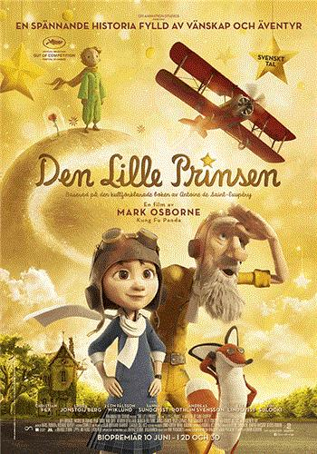 Affisch för Den Lille Prinsen