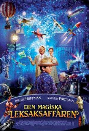 Affisch för Den Magiska Leksaksaffären