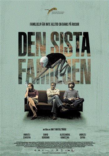 Affisch för Den Sista Familjen