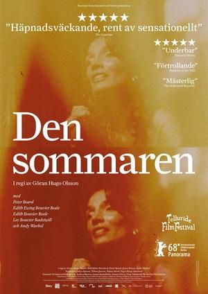 Affisch för Den Sommaren