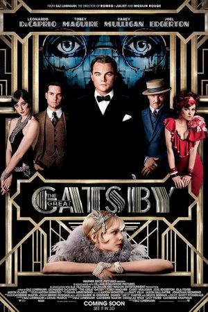 Affisch för Den Store Gatsby