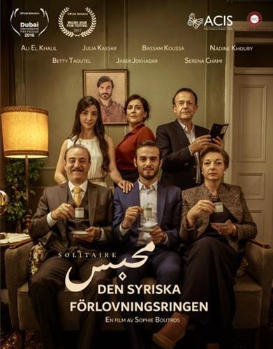 Affisch för Den Syriska Förlovningsringen