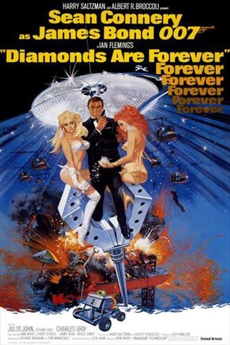 Affisch för Diamantfeber