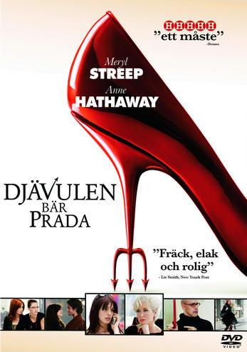 Affisch för Djävulen Bär Prada