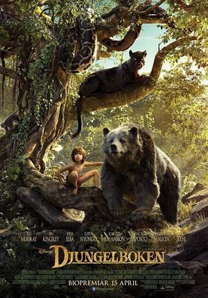 Affisch för Djungelboken