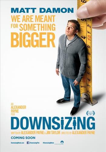 Affisch för Downsizing