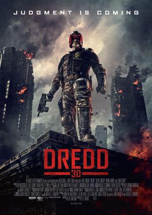 Affisch för Dredd