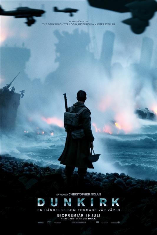 Affisch för Dunkirk