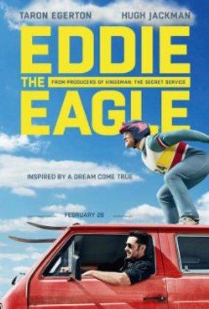 Affisch för Eddie The Eagle