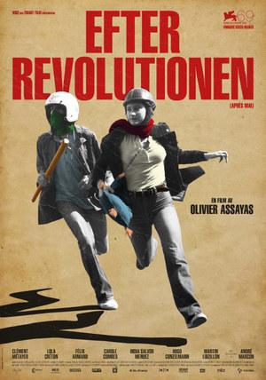 Affisch för Efter Revolutionen