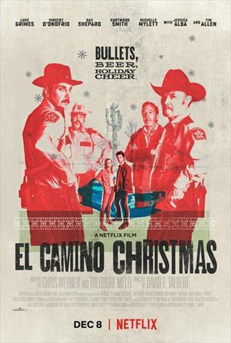 Affisch för El Camino Christmas