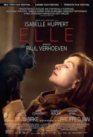 Affisch för Elle