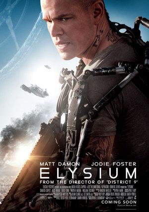 Affisch för Elysium