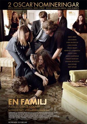 Affisch för En Familj - August: Osage County