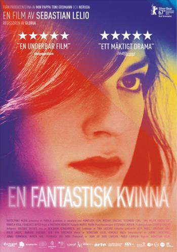 Affisch för En Fantastisk Kvinna