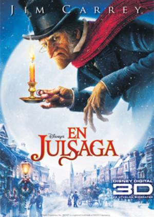 Affisch för En Julsaga