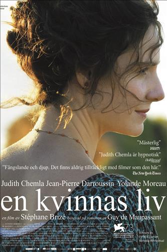 Affisch för En Kvinnas Liv