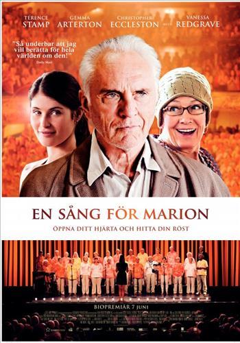 Affisch för En Sång För Marion