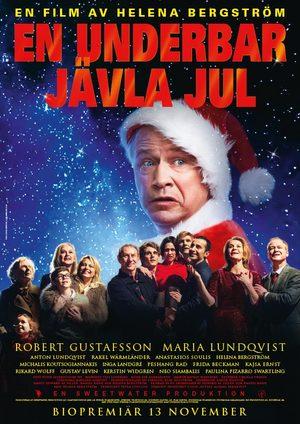 Affisch för En Underbar Jävla Jul