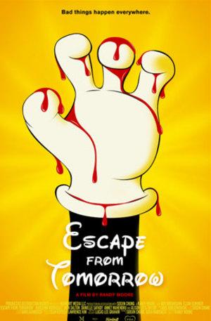 Affisch för Escape From Tomorrow