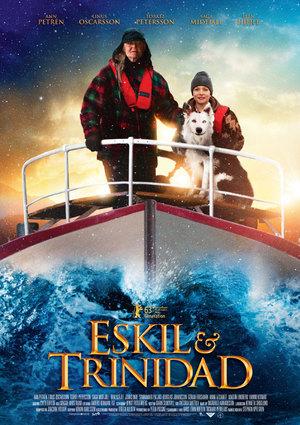 Affisch för Eskil & Trinidad