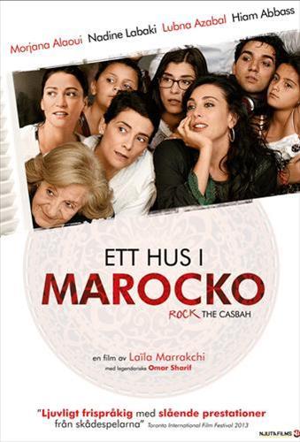 Affisch för Ett Hus I Marocko