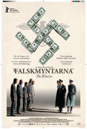 Affisch för Falskmyntarna