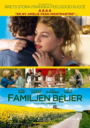 Affisch för Familjen Bélier
