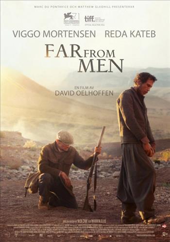 Affisch för Far From Men