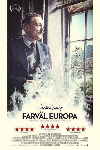 Affisch för Farväl Europa
