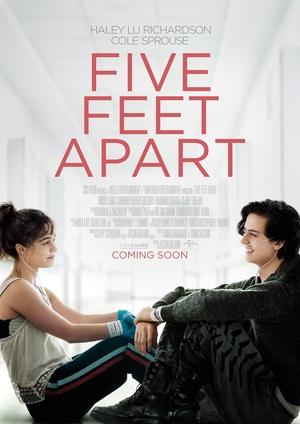 Affisch för Five Feet Apart