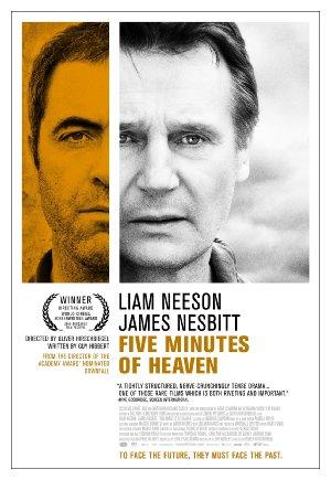 Affisch för Five Minutes Of Heaven