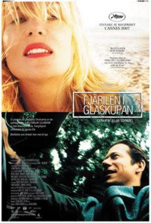 Affisch för Fjärilen I Glaskupan