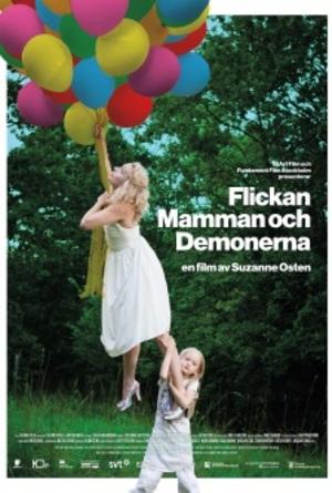 Affisch för Flickan, Mamman Och Demonerna