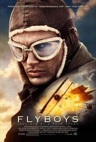 Affisch för Flyboys