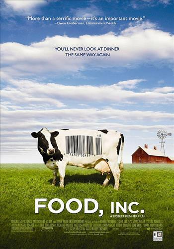 Affisch för Food Inc.