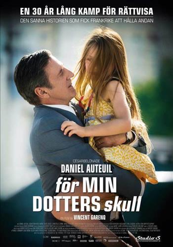 Affisch för För Min Dotters Skull