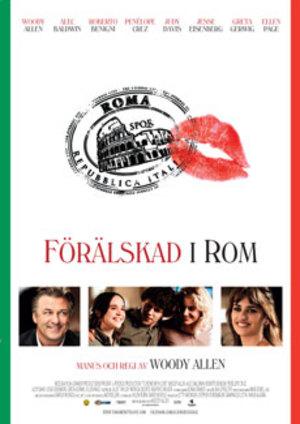 Affisch för Förälskad I Rom