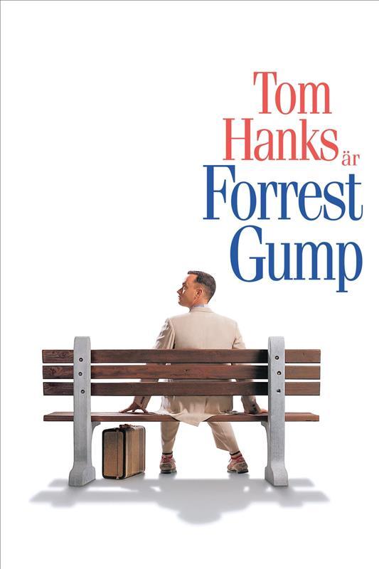 Affisch för Forrest Gump