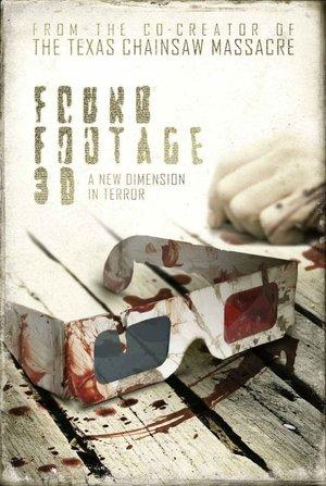 Affisch för Found Footage 3D